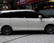 白色的车SUV贴什么颜色的车膜好看?